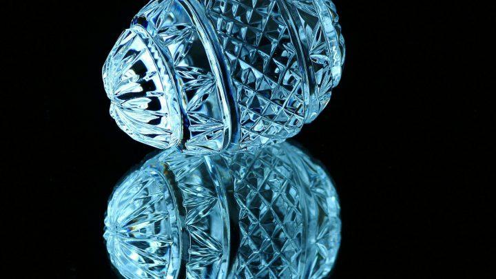 Czyszczenie kryształów