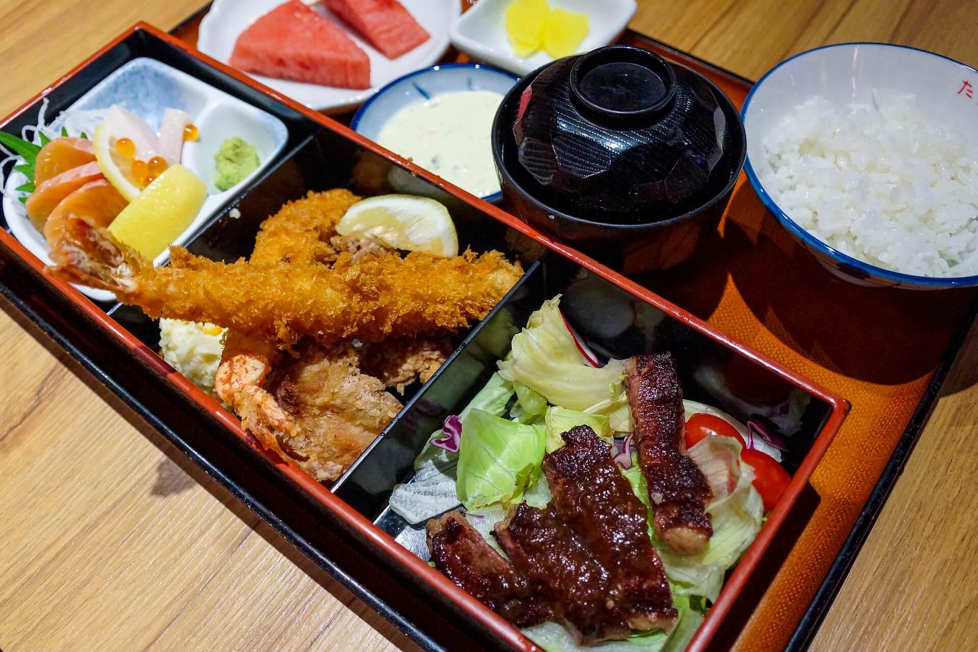 Rodzaje japońskich dań