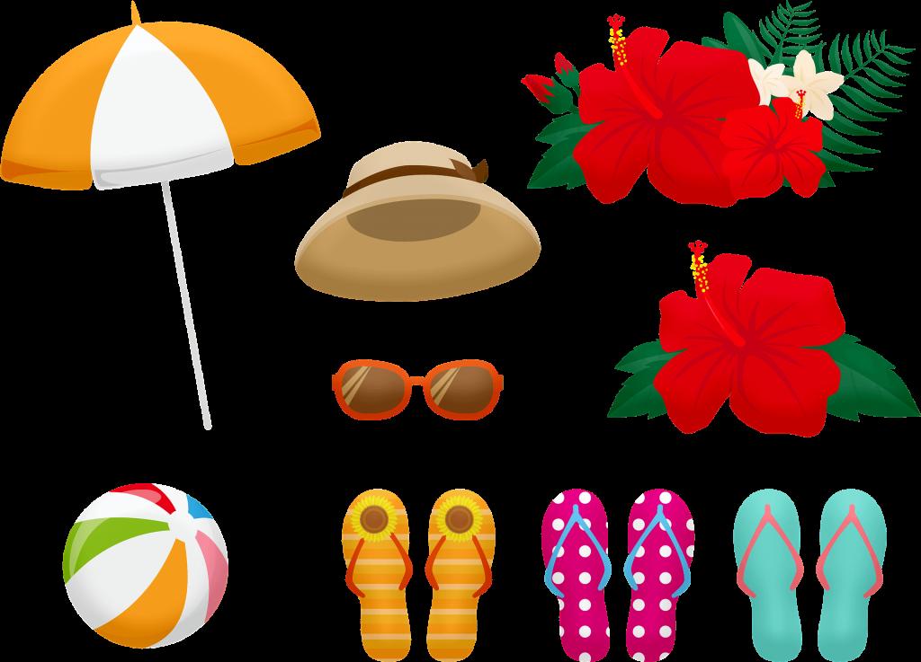 Okulary słoneczne, parasol, peleryna przeciwdeszczowa – czyli co warto mieć ze sobą na wakacjach?